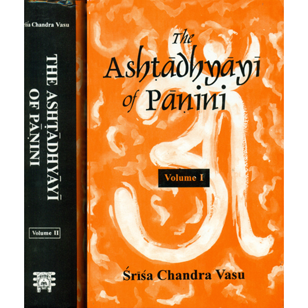 The Ashtadhyayi of Panini